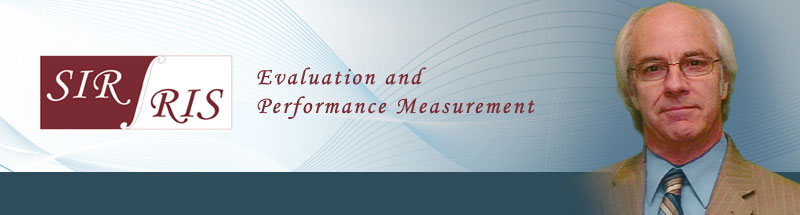 SIRRIS - Evaluation and Performance Measurement